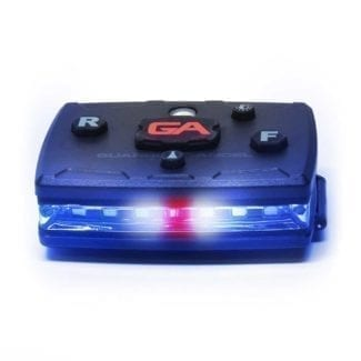 Wearable Light Bar Police Officer